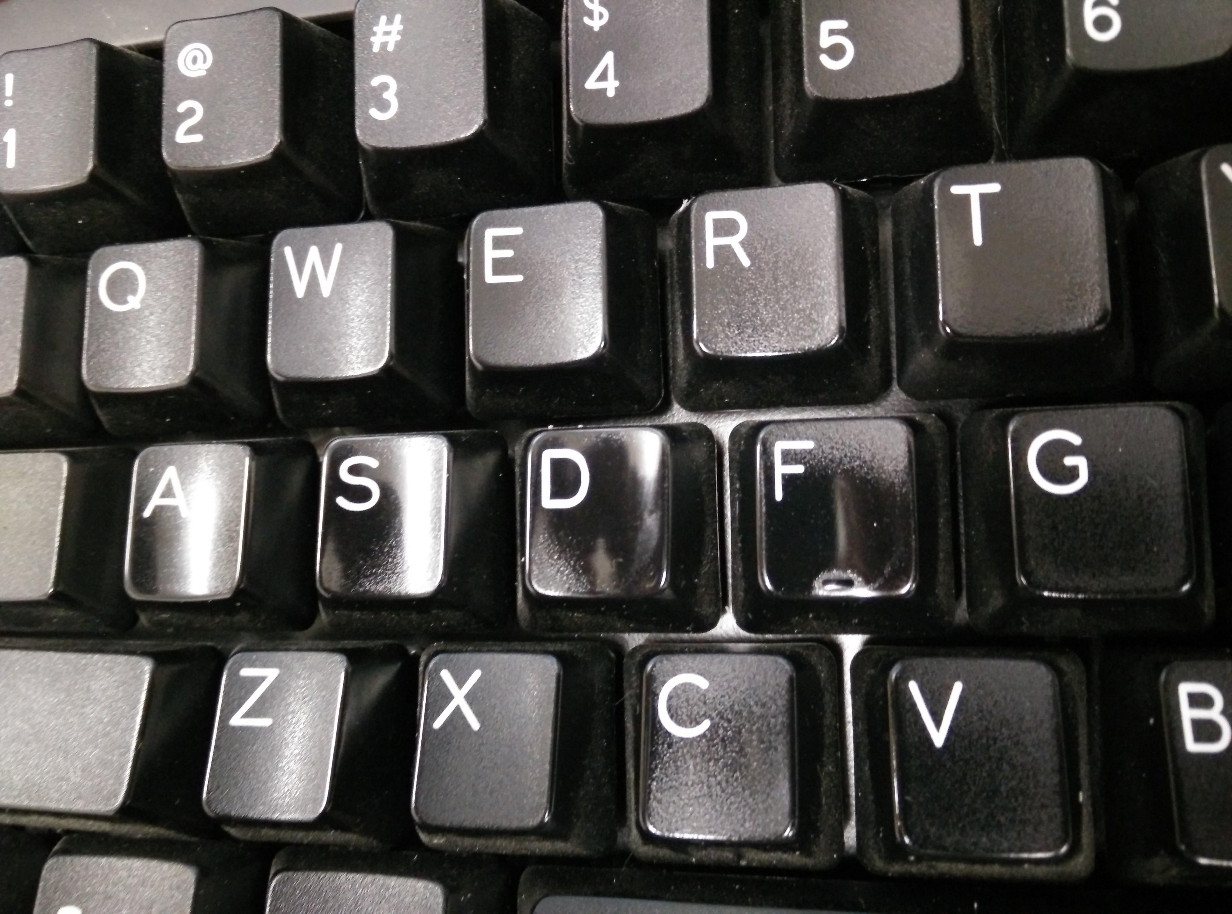 The Best Mechanical Keyboard Keycaps Ducky One Black Non Backlit Cherry Mx Blue Plastics