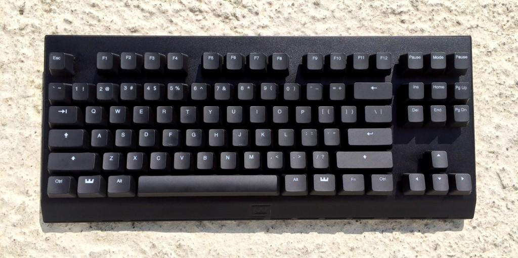 Wooting Keyboard Top View