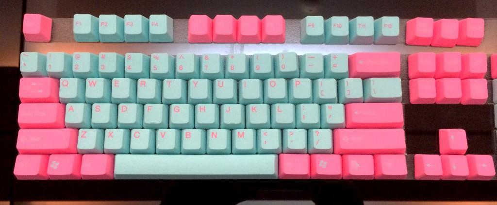 Tai-Hao Miami Keycaps