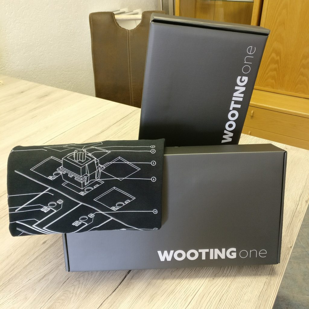 Wooting boxes