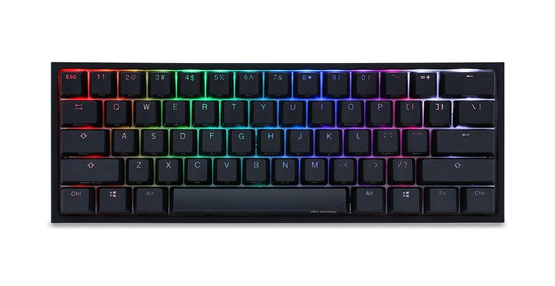 Image of the Anne Pro 2 keyboard