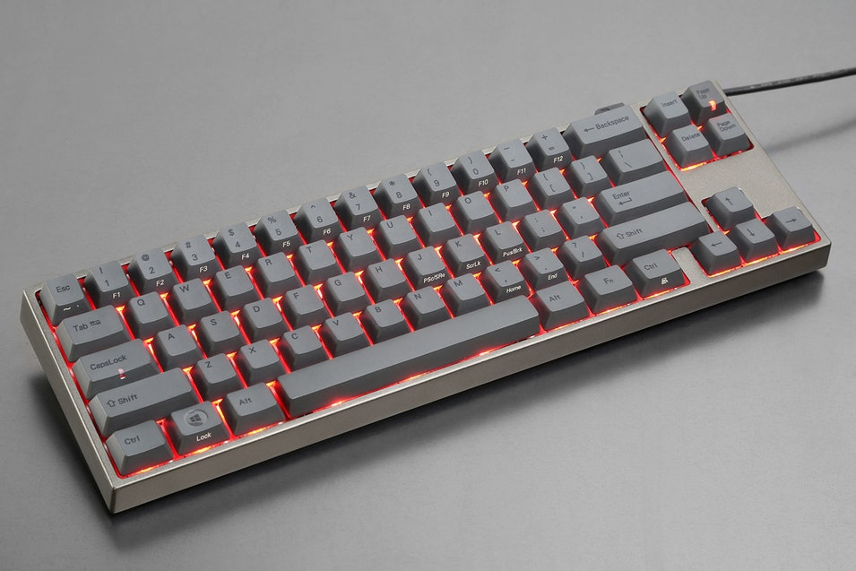 Image showing the Varmilo VA68M keyboard